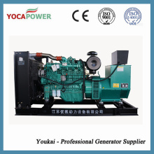 Yuchai 350kw Diesel Motor Generador Eléctrico Generador Diesel Generación De Energía