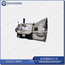 Genuine NKR 4JA1 Transmission Assy 8-97909-011-0