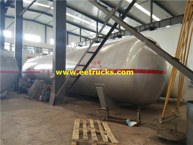 100m3 Liquid Ammonia Tanks