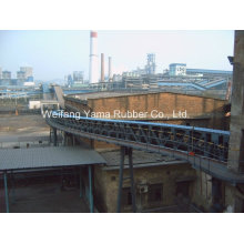 Rohrförderband für den Bergbau