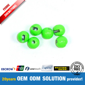 Hot-sprzedaży Fly Fishing Tungsten Fluorescent Beads