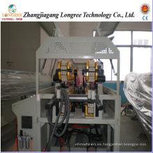 Cadena de producción de tubo doble de suministro de agua de PVC