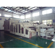 Chemical Polyester Fiber High Production Carding Machine (CLJ)