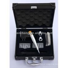 Ferramentas de tatuagem - modelo novo velocidade da agulha dupla: 25000rpm Kit de maquina permanente para maquiagem