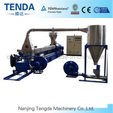 Twin Screw Extruder with High Performance