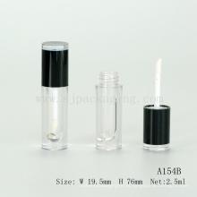 Mini lustre de labios 2.5ml labial brillante empaquetado 2g tubo de labios brillantes labios tubo de brillo de labios