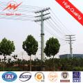 Electricity Power Steel Galvanized Tubular Pole