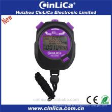 Horloge numérique HS-2200, chrono à mémoire de 200 tours