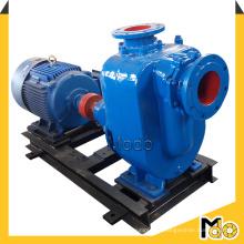 50 кВт Чугун Самовсасывающий центробежный насос для сточных вод
