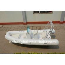 rib520 CE-starre Fiberglasboot mit 25PS motor