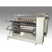 Einzel / Doppel-Cutter Fabric Rolling Strip Schneidemaschine