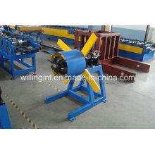 Desbobinador manual de gran capacidad de alta calidad de 3 toneladas
