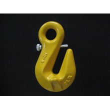 G80 EYE SHORTENING GRAB HOOK CON PIN DE SEGURIDAD