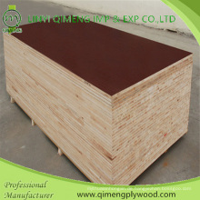 18mm Melamin Papier Face Block Board Sperrholz für Möbel