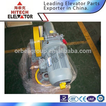 Elevator/lift geared traction machine/dumbwaiter elevator geared machine/dumbwaiter lift YJF-100K