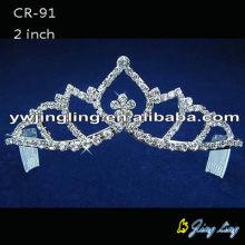 Wedding Tiara Combs