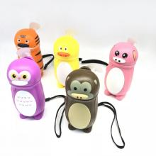 Lovely Animal Shape Portable Mini Table Fan