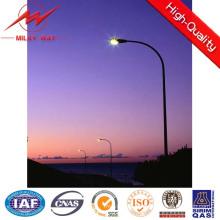 Fuente de poste de luz de calle de la energía solar galvanizada cónica proveedor