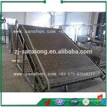 Type de ceinture Machine à sécher industrielle Séchoir à la noix de coco