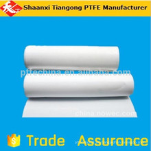 Teflon Material de lubricación de la lámina PTFE