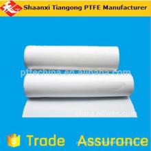 Teflon Matériau de lubrification des feuilles PTFE