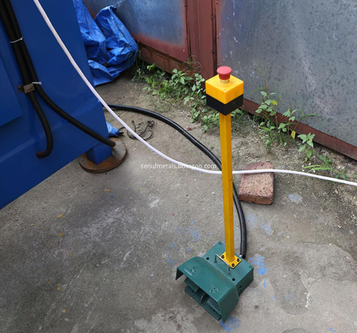 cnc metal press brake bending machine (2)