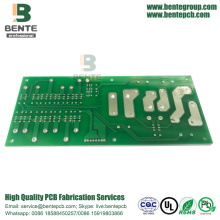Sample HASL LF Quickturn PCB From Shenzhen