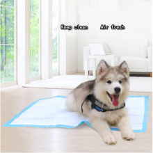 High absorbent disposable puppy training pads