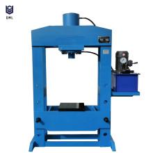 Prensa hidráulica manual de forja manual estable de 300 toneladas