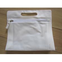 PVC Document Bag with Zipper (hbpv-62)