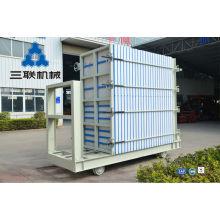 Nouvelle technologie ligne de production de toiture / maisons préfabriquées