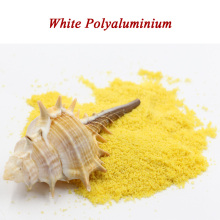 White Polyaluminium PAC for Drinking Water Purification