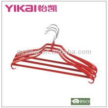 Gancho de metal revestido de PVC