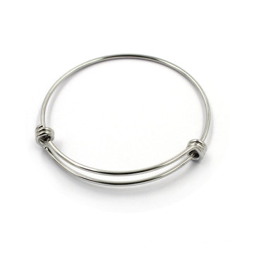 Fashion Jewelry Exquisite Bracelet Surface Smooth Bangle