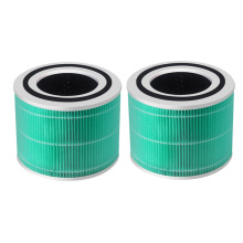 Air Purifiers Air Conditioner Parts H13 Air Filter with Activated Carbon for Levoit Core 300