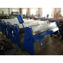 Manual metal folding machine bending machine