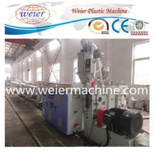 Linha da extrusão da produção da tubulação do PVC / tubulação de PPR que faz a máquina