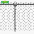 Chain Link Fence System Dengan Desain Datar