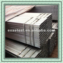 Welded Gal/Galvanized Square Steel Pipe/Tube