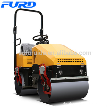 Cheap Price Diesel Power Hydraulic Drive 1 ton Roller (FYL-890)
