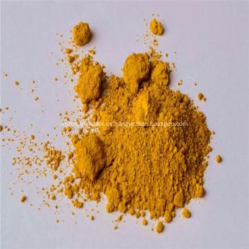 Pigmento de óxido de hierro amarillo Y311 para pintura