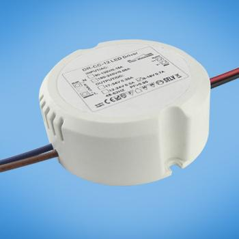 12w round led driver 300ma non dimmable