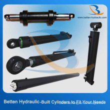 Good Quality Hydraulic Power Forklift Steering Cylinder
