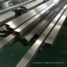 Supply Top Quality Stainless Steel Square Tube Pipe