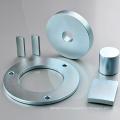 O ímã redondo do neodímio do ímã do disco NdFeB habilitado por Ts / ISO 16949, passa MSDS, GV, alcance, relatório de RoHS