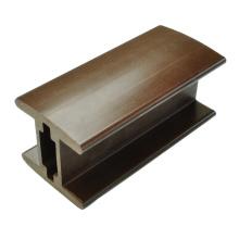 High Quanlity Wood Plastic Composite Guardrail Armrest 89*87