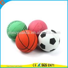 Venta caliente alta calidad hola rebote juguete de goma de la bola
