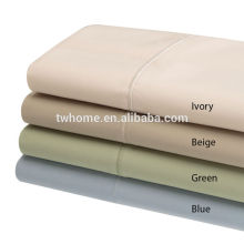 Philosophie du sommeil Ensemble de draps de mélange de coton 1000 ml