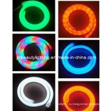 Светодиодный гибкий дюралайт RGB светодиодный Неон веревку