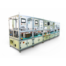 Automatic Electric Vehicle EV Battery Manufacturer Machinery Battery Making Machine for Lithium Battery Production Line